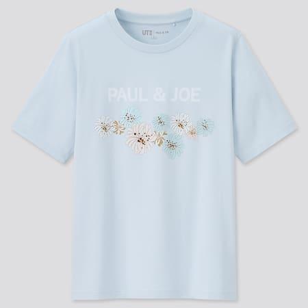 Women Paul & Joe UT Graphic T-Shirt