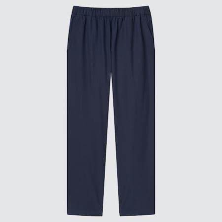 Damen Baumwoll Hose in 7/8-Länge (Relaxed Fit)