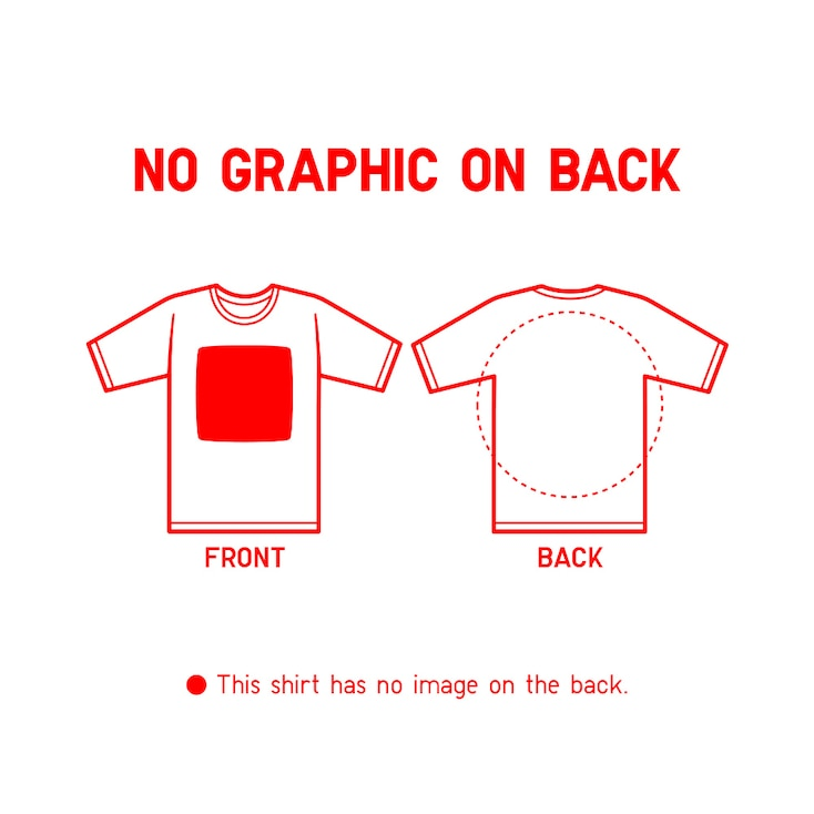 Keith Haring Ut (Short-Sleeve Graphic T-Shirt), Navy, Large
