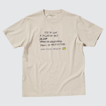Men Jean-Michel Basquiat UT Graphic T-Shirt