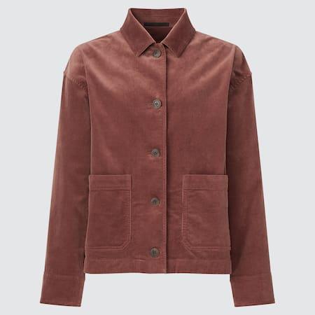 Women Corduroy Jacket
