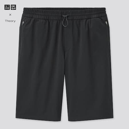 Men Theory Ultra Stretch Active Half Length Trousers
