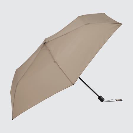 Leichter kompakter Regenschirm mit UV-Schutz