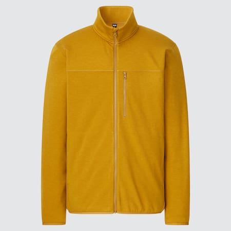 Men Fleece Stretch Jacket