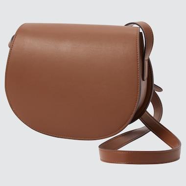 WOMEN SADDLE SHOULDER BAG