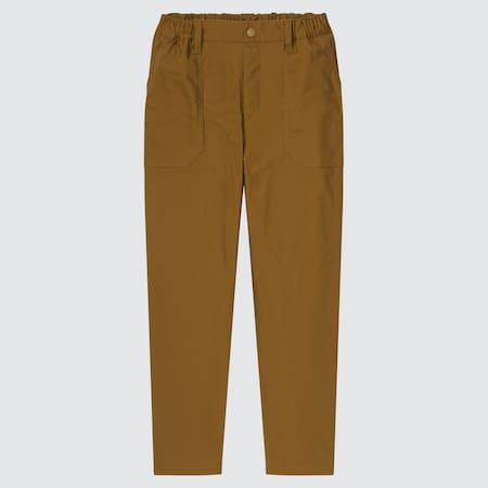 Kids Warm Stretch Lined Baker Trousers