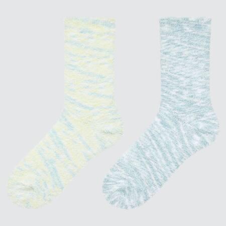 Kinder Soft Fluffy Socken (2 Paar)
