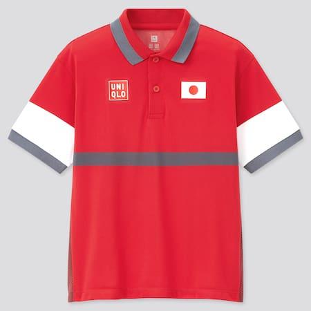 Kids NK DRY-EX Polo Shirt