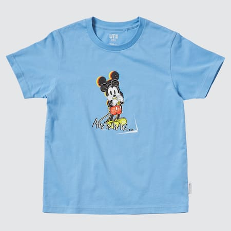Kids Mickey Mouse Photo Days UT Graphic T-Shirt