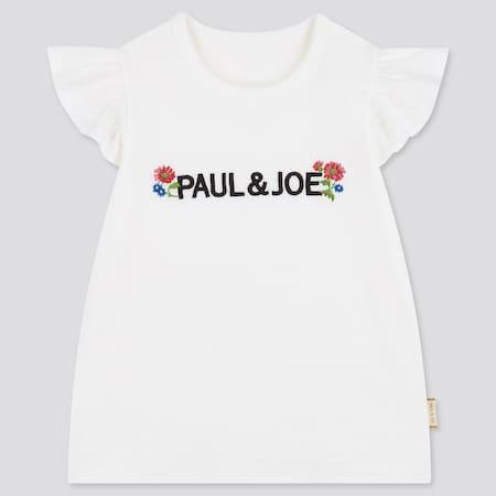 Baby Paul & Joe UT Bedrucktes T-Shirt