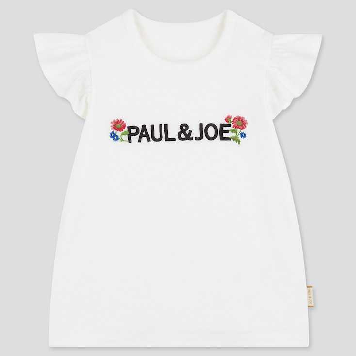 Toddler Paul & Joe Ut (Short-Sleeve Graphic T-Shirt), White, Large
