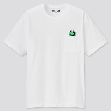 Men Monster Hunter Rise UT Graphic T-Shirt