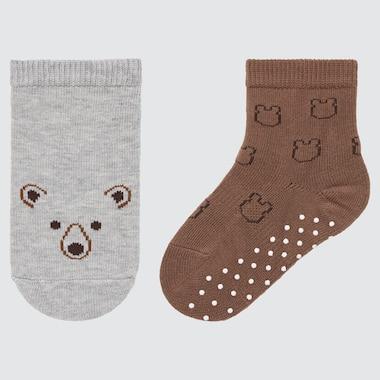 BABY SOCKS (2 PAIRS)