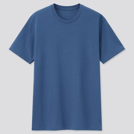 T-Shirt DRY Couleur Col Rond Homme