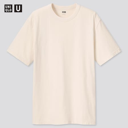 T-Shirt Uniqlo U Girocollo Uomo