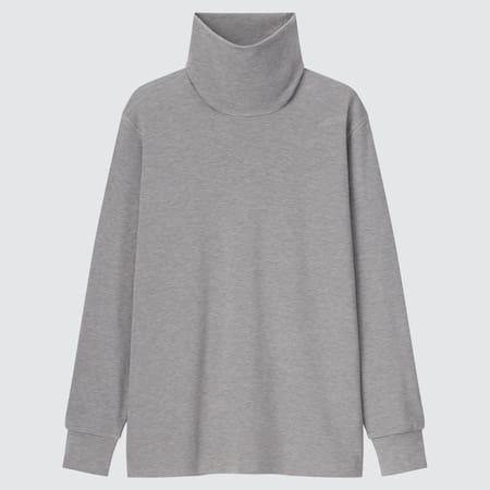 HEATTECH Ultracálido Camiseta Térmica Cuello Alto Hombre