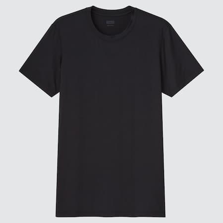 MEN HEATTECH T-Shirt (Short Sleeve)