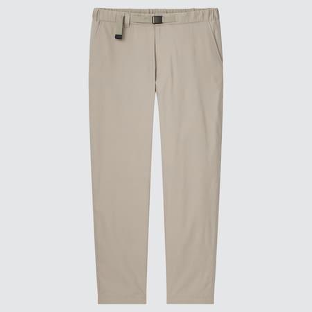 Men HEATTECH Warm Lined Trousers (Short)