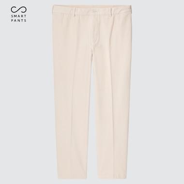 MEN SMART 2-WAY STRETCH CORDUROY ANKLE-LENGTH PANTS (ONLINE EXCLUSIVE)