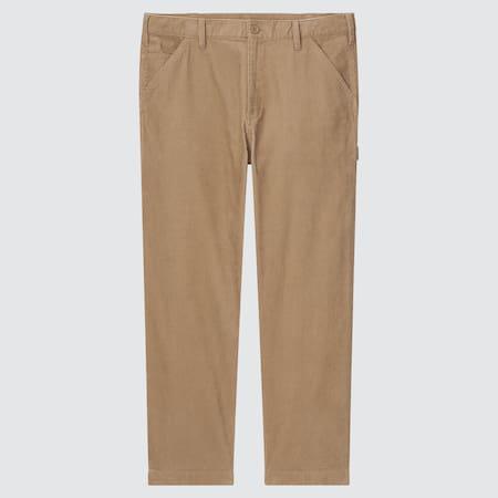 Pantaloni Velluto A Coste Uomo