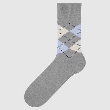 Herren Argyle Socken