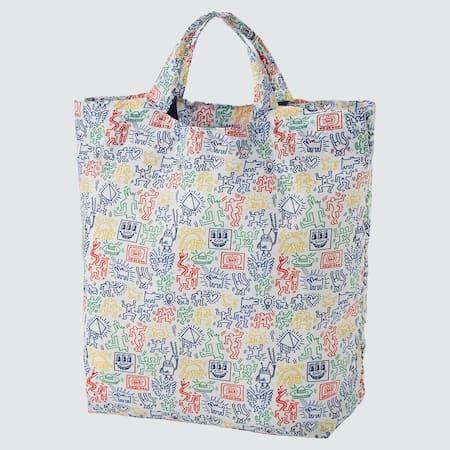 Tote Bag Tascabile Stampa UT Keith Haring