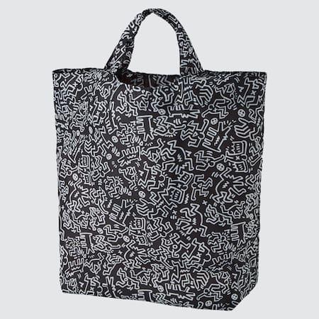Keith Haring UT Pocketable Tote Bag