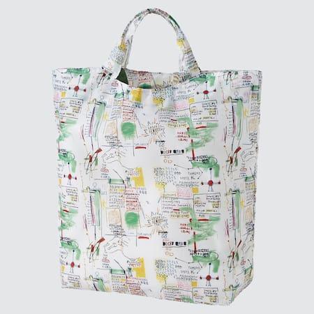 Jean-Michel Basquiat UT Pocketable Tote Bag