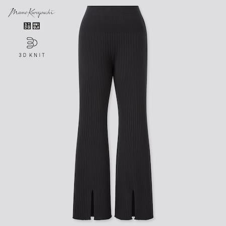 Mame Kurogouchi Pantalón Punto 3D Sin Costuras Mujer