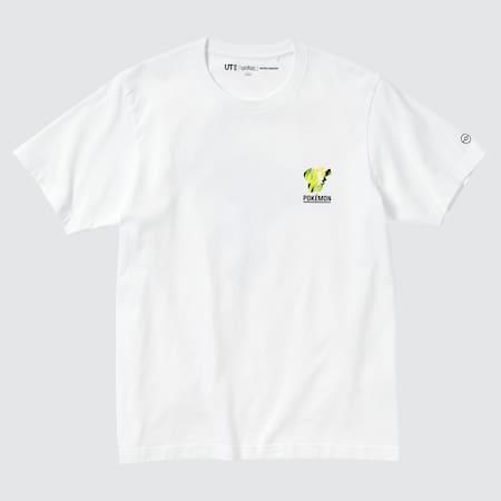 Pokémon Meets Artist UT Bedrucktes T-Shirt