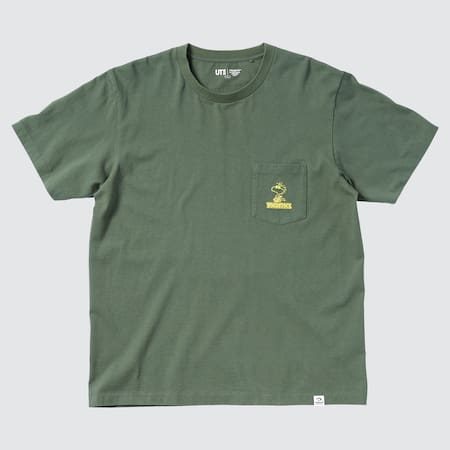 Men Peanuts UT Graphic T-Shirt