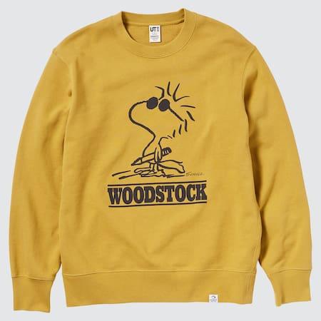 Men Peanuts UT Graphic Sweatshirt