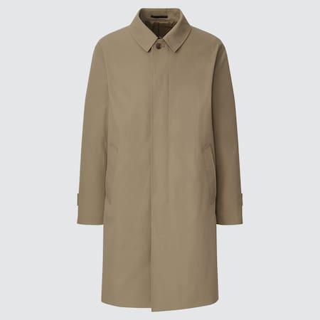 Men Single Breasted Coat