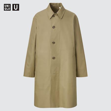Uniqlo U Abrigo Hombre