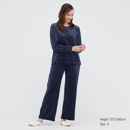 WOMEN Ultra Stretch Smooth Long Sleeved Set