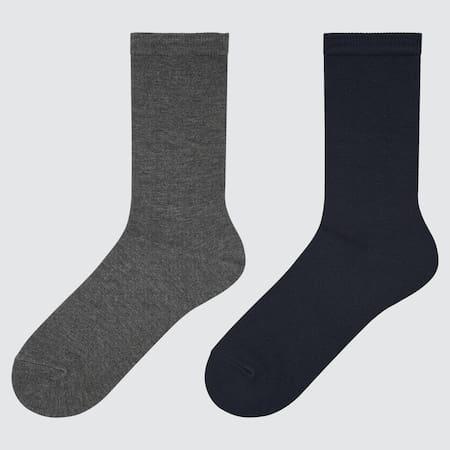 Women HEATTECH Socks (Two Pairs)