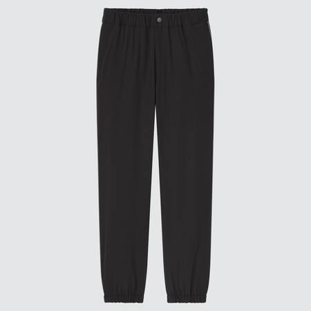 Kids Stretch Warm Lined Joggers