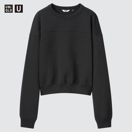 Women Uniqlo U Crew Neck Sweatshirt