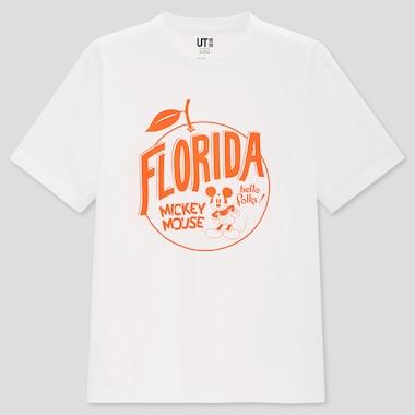 Magic For All Timeless Classics Ut (Short-Sleeve Graphic T-Shirt), White, Medium