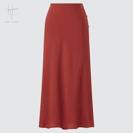 Women Hana Tajima Semi Flared Skirt