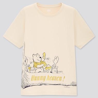 Women Magic For All Timeless Classics Ut (Short-Sleeve Graphic T-Shirt), Natural, Medium