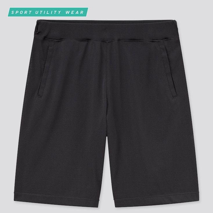 Kids Dry-Ex Shorts, Black, Large
