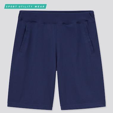 Kids Dry-Ex Shorts, Navy, Medium