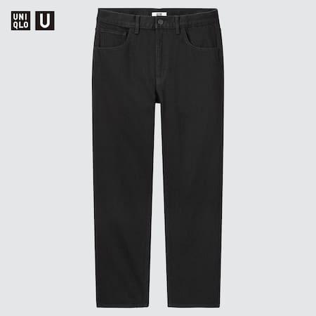 Herren Uniqlo U Jeans (Regular Fit)