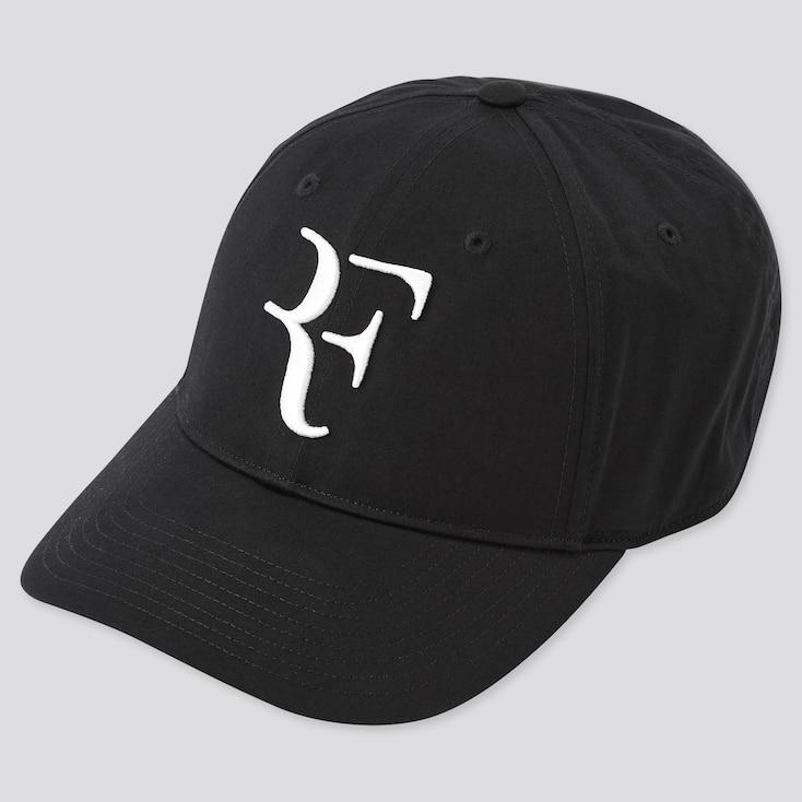 Rf Cap, Black, Large