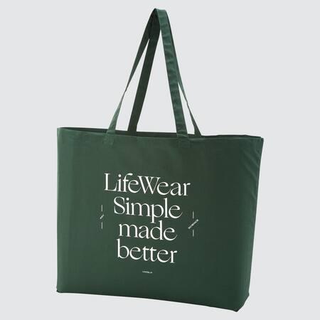 Bedruckte Eco Bag Tragetasche (Größe L)