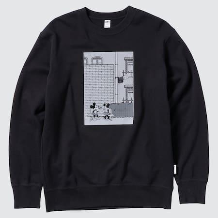 Mickey Mouse Photo Days UT Graphic Sweatshirt