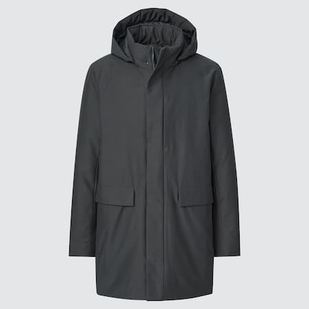 MEN Hybrid Down Coat