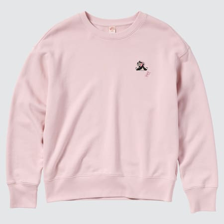 Women Disney Furry Friends UT Graphic Sweatshirt