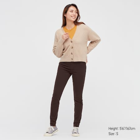 Pantalon Legging HEATTECH Ultra Stretch Femme